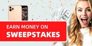 Earn Money on Sweepstakes with Idvert